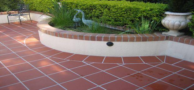 Merveilleux Modèle De Terrasse En Carrelage Synfy Bonnes Idees